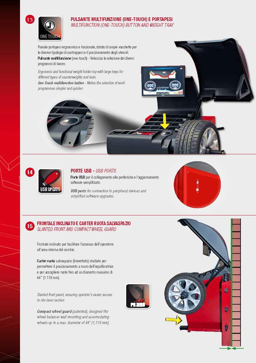Corghi EM9780C Plus :: Auto Master